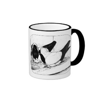 Nuns 1980 ringer coffee mug
