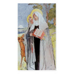 Nuns and a Deer Business Card