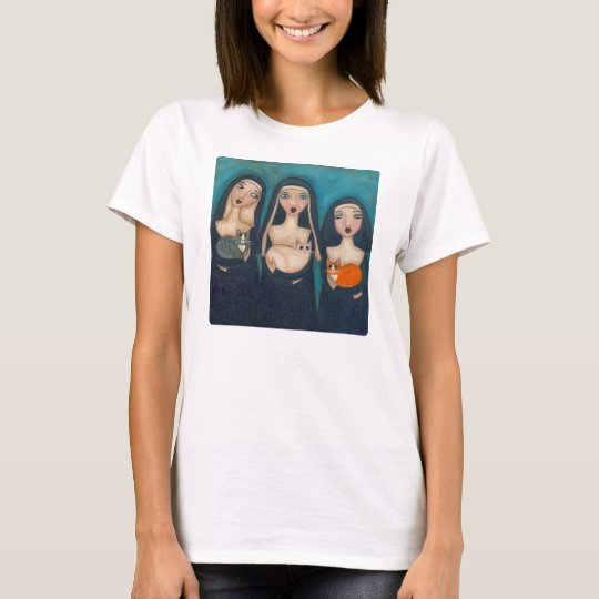 Nuns and their Cats T-Shirt