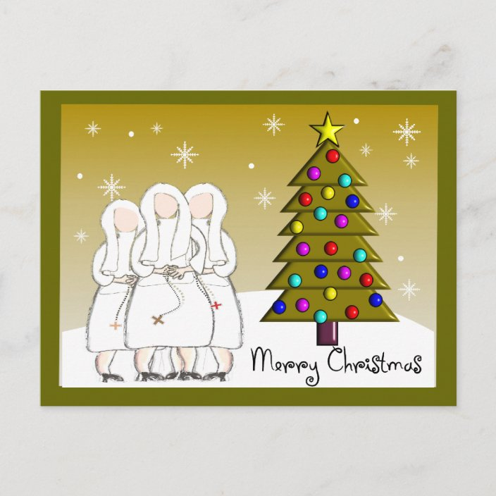 Nuns Christmas Cards And Gifts Artsy