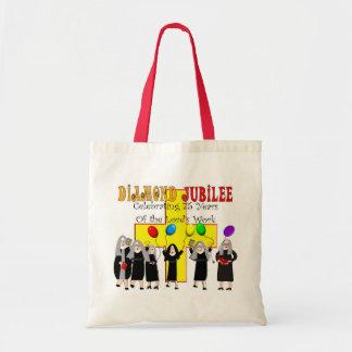 Nuns Diamond Jubilee Gifts Canvas Bags