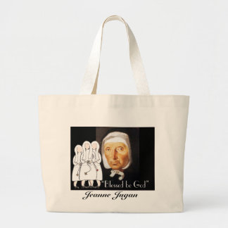 Nuns Golden and Silver Jubilee Gifts Jumbo Tote Bag