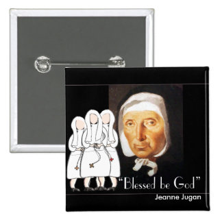 Nuns Golden and Silver Jubilee Gifts Button