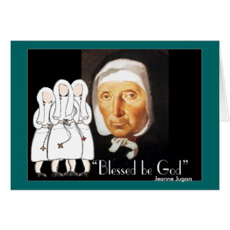 Nuns Golden and Silver Jubilee Gifts Card