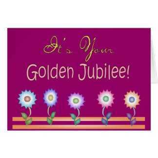 Nuns Golden Jubilee Cards and Gifts