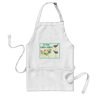 Nuns Golden Jubilee Gifts Adult Apron