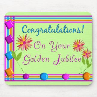 Nuns Golden Jubilee Gifts Mousepad