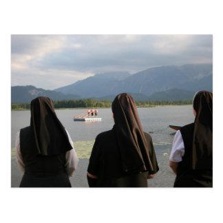 Nuns in Bavaria Postcard