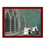 Nuns in the Westminster Abbey Cloister Postcards