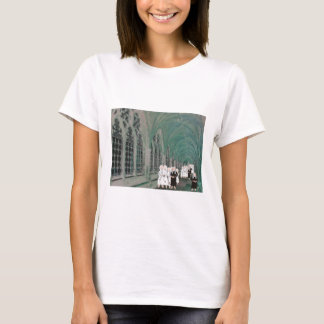 Nuns in the Westminster Abbey Cloister T-Shirt