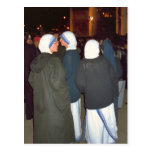 Nuns of the Order of Mother Theresa Postcards