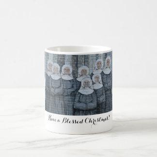 Nuns on your mug! coffee mug