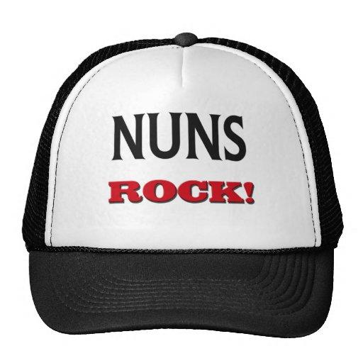 Nuns Rock Trucker Hat