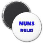 Nuns Rule! Refrigerator Magnet