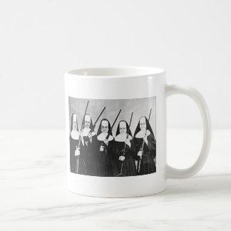 Nuns With Guns Coffee Mug