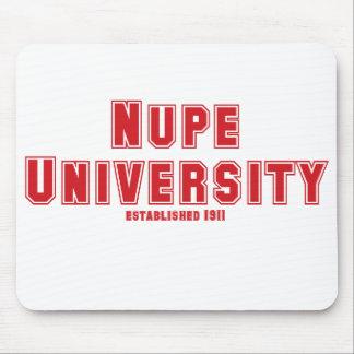 Nupe University Mouse Pad