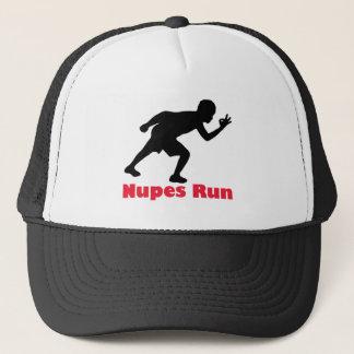 Nupes Run Trucker Hat