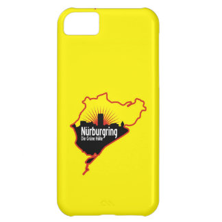 Nurburgring Nordschleife race track, Germany iPhone 5C Cover