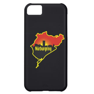 Nurburgring Nordschleife race track, Germany iPhone 5C Cases