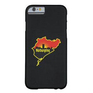 Nurburgring Nordschleife race track, Germany Barely There iPhone 6 Case