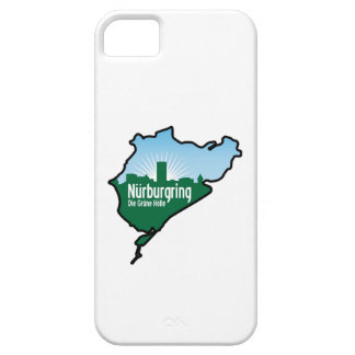 Nurburgring Nordschleife race track, Germany iPhone 5 Covers