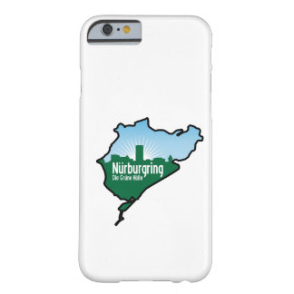 Nurburgring Nordschleife race track, Germany iPhone 6 Case