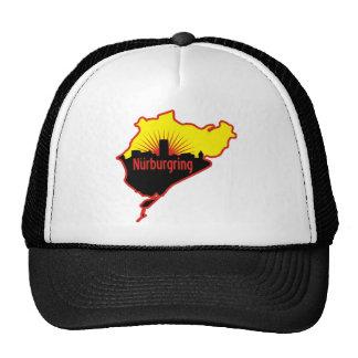 Nurburgring Nordschleife race track, Germany Trucker Hat