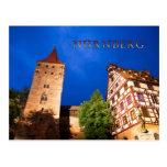 Nuremberg 001B Postal
