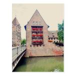 Nuremberg architecture post cards