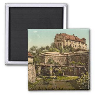 Nuremberg Castle, Bavaria, Germany Magnet