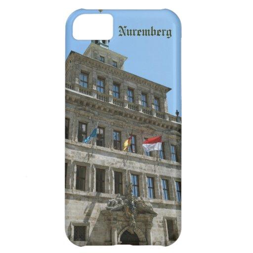 Nuremberg Funda Para iPhone 5C