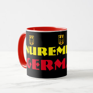 Nuremberg Germany Coffee Mug