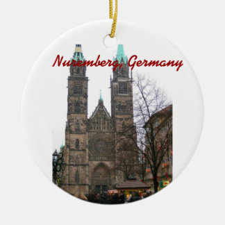 Nuremberg Germany Ornament