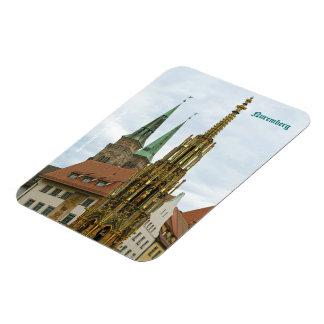 Nuremberg Iman Rectangular