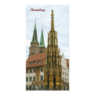 Nuremberg Photo Card