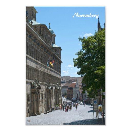 Nuremberg Photo Print