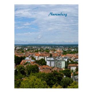 Nuremberg Post Card