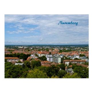 Nuremberg Postal