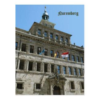 Nuremberg Postales
