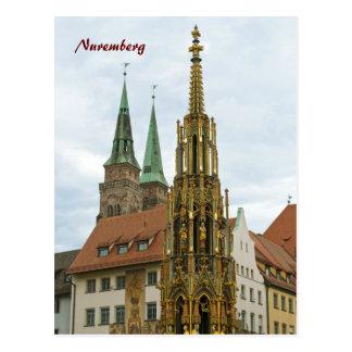 Nuremberg Postcards