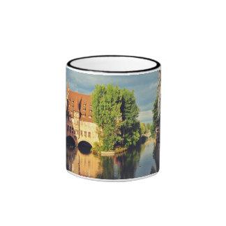 Nuremberg river ringer mug