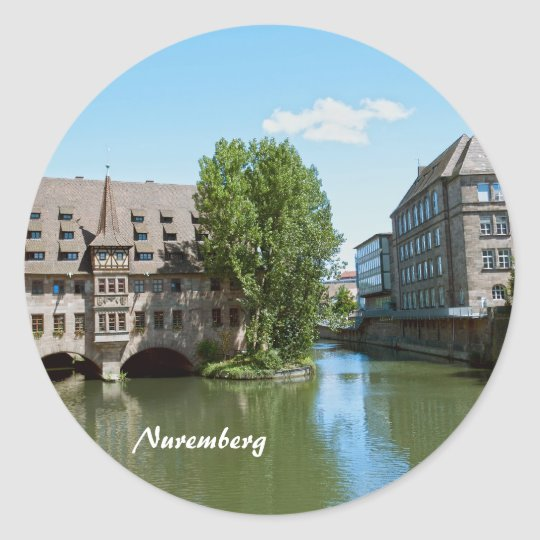 Nuremberg Stickers