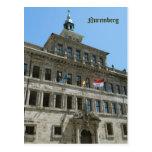 Nuremberg Tarjeta Postal
