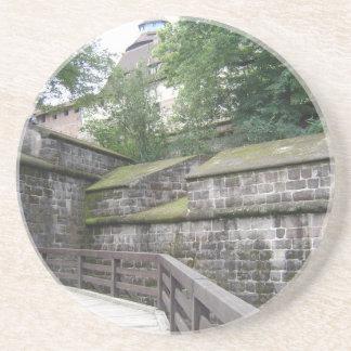Nurenberg Wall Drink Coaster