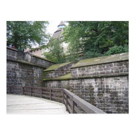 Nurenberg Wall Post Card