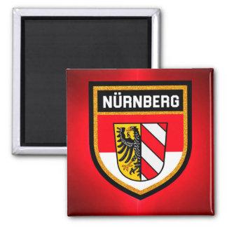 Nürnberg Flag Magnet
