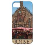 Nürnberg - Frauenkirche iPhone 5 Funda