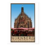 Nürnberg - Frauenkirche Postales