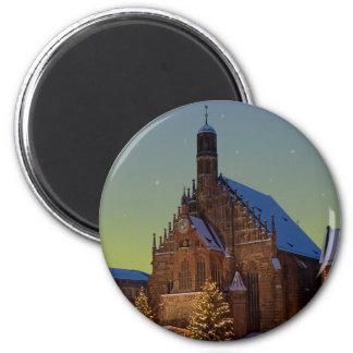Nürnberg Frauenkirche & the Christkindlmarkt Magnet