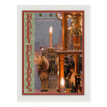 Nurnberg - Snowy Night HH.jpg Postcard